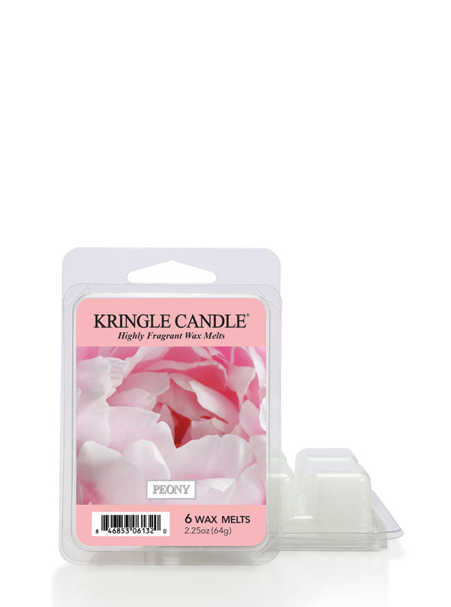 Peony Wax Melt - Kringle Candle Store