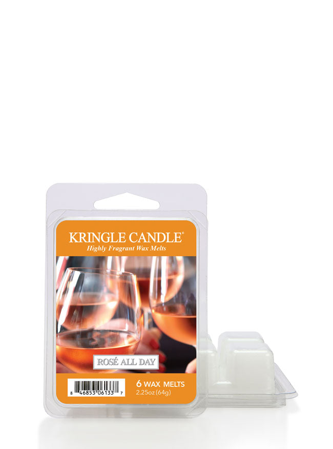 Rosé All Day Wax Melt - Kringle Candle Store