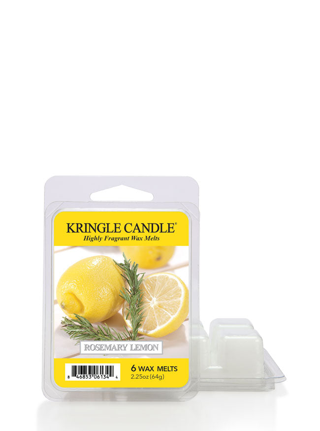 Rosemary Lemon Wax Melt - Kringle Candle Store