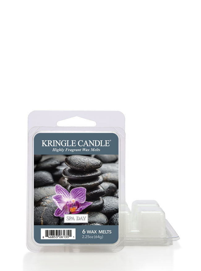 Spa Day Wax Melt - Kringle Candle Store