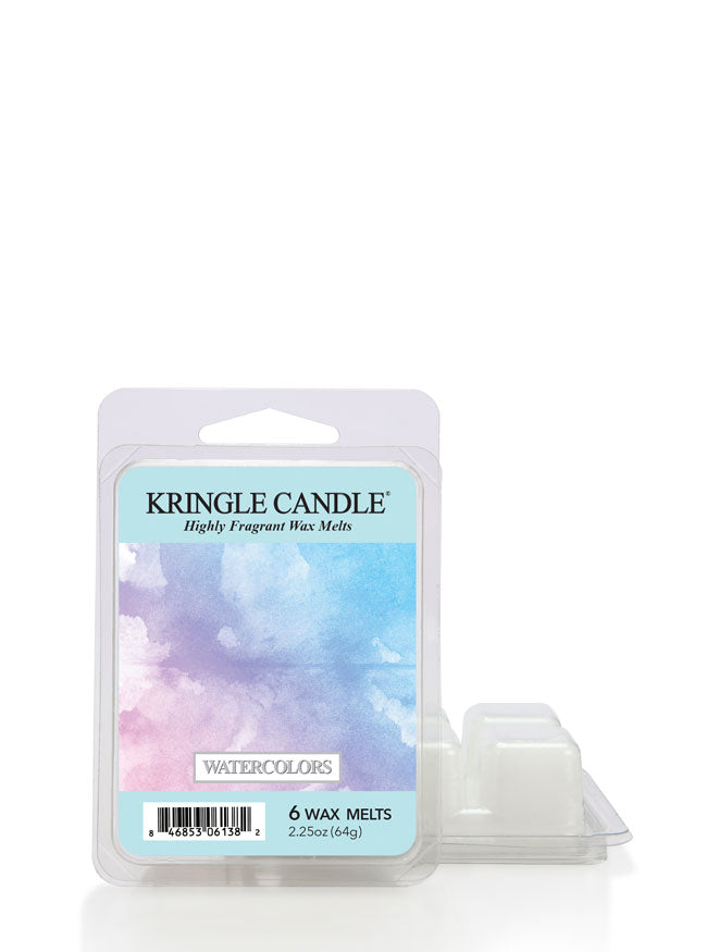 Watercolors Wax Melt - Kringle Candle Store