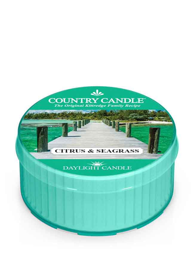 Citrus & Seagrass New! - Kringle Candle Store