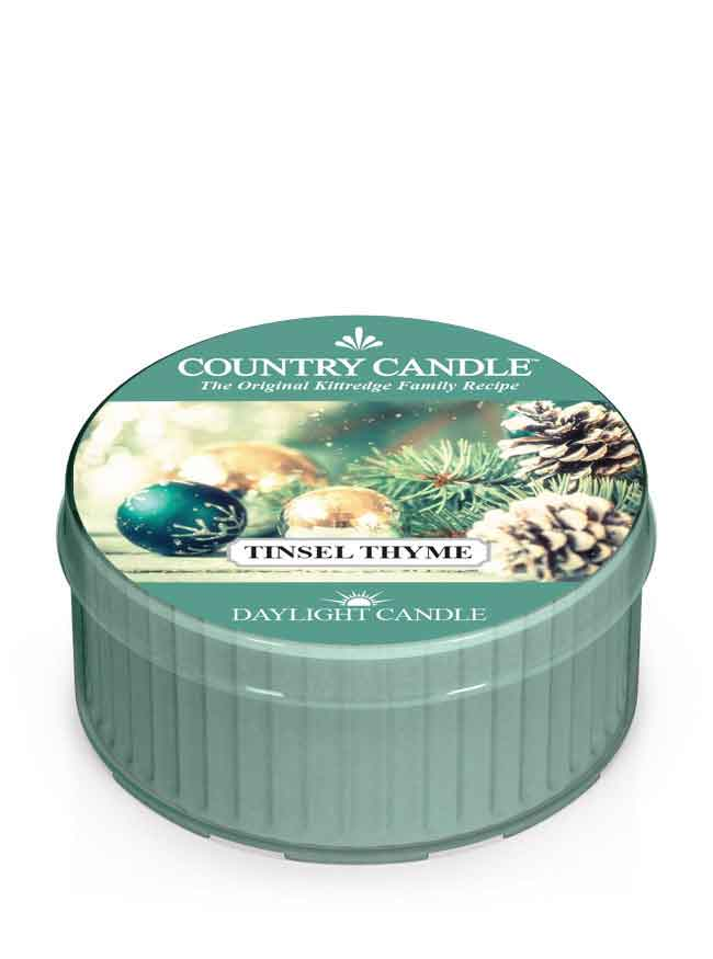 Tinsel Thyme - Kringle Candle Store