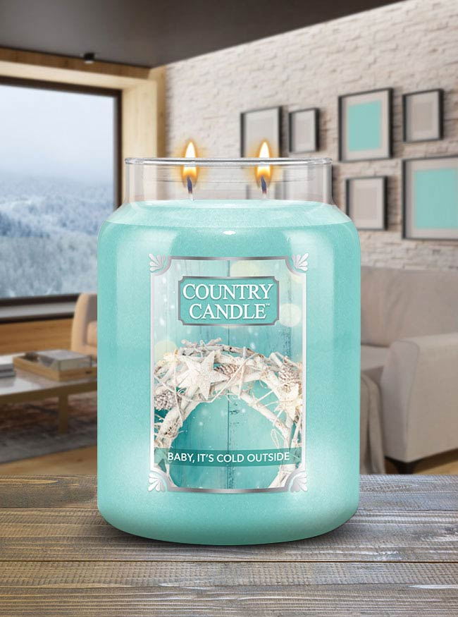 Baby It's Cold Outside New! - Kringle Candle Store