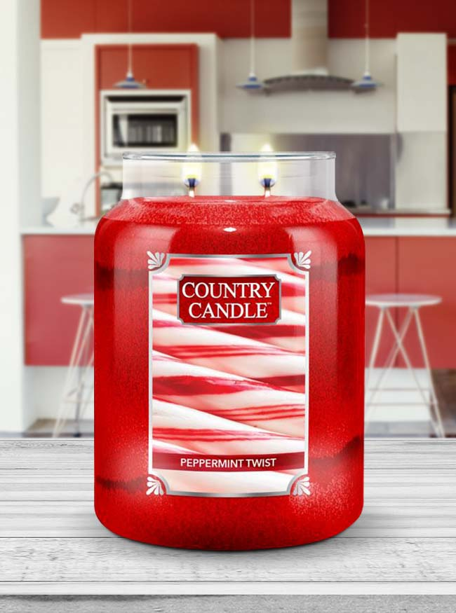 Peppermint Twist - Kringle Candle Store