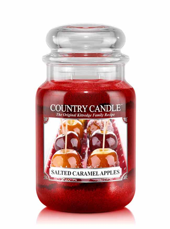 Salted Caramel Apples - Kringle Candle Store