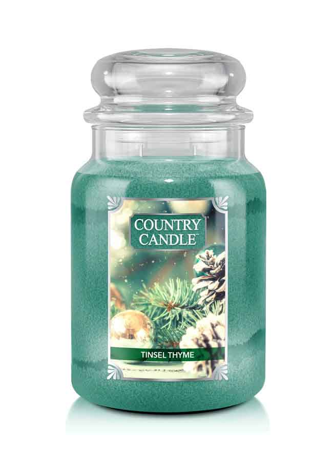 Tinsel Thyme Country - Kringle Candle Store