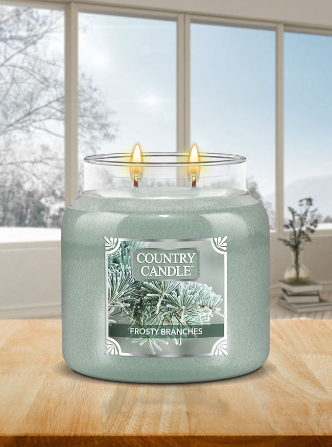 Frosty Branches New! - Kringle Candle Store