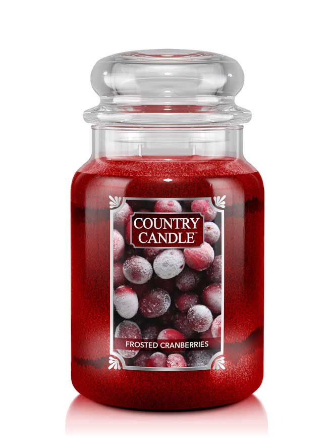 Frosted Cranberries Country