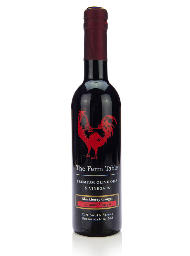 Blackberry Ginger Balsamic Vinegar 375 ml - Kringle Candle Store