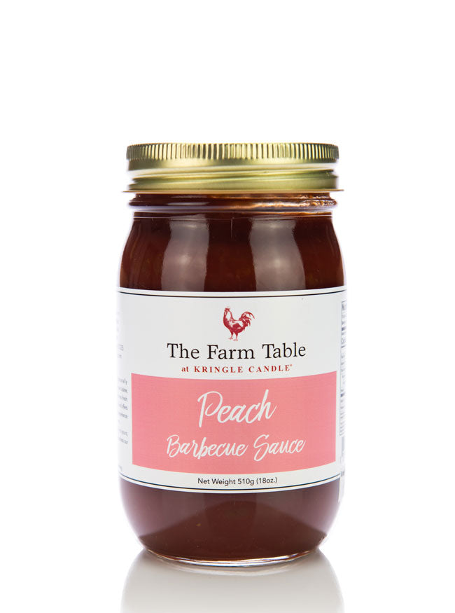 Peach Barbecue Sauce - Kringle Candle Store