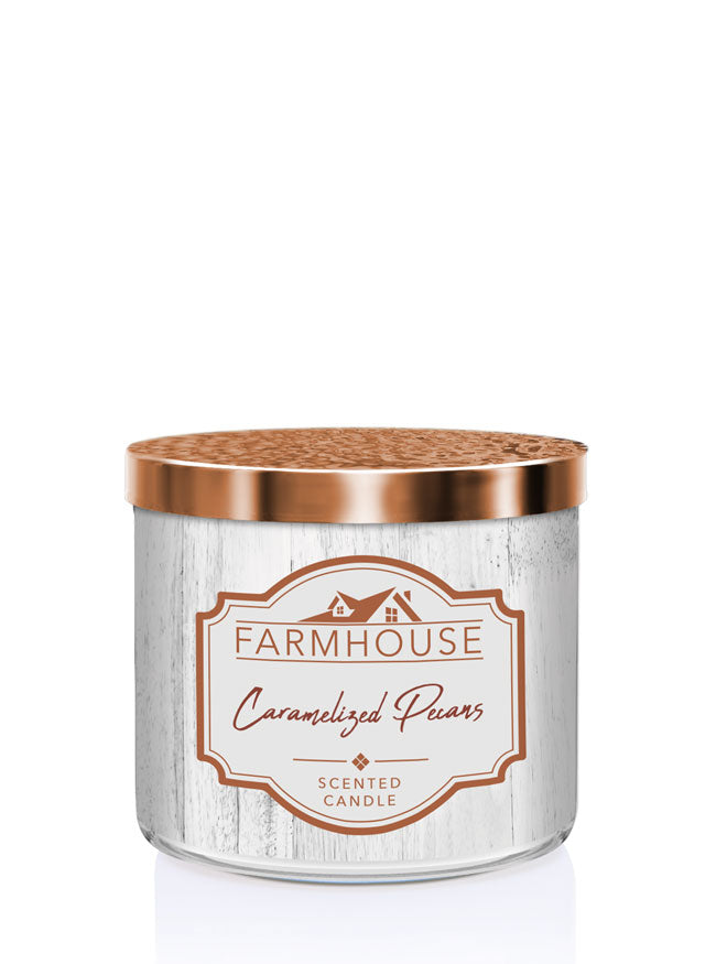 Farmhouse Caramelized Pecans