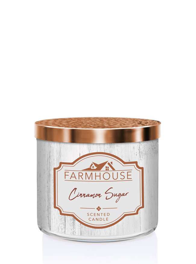 A Farmhouse Cinnamon Sugar | PREORDER | 6FOR$60 | SEE DETAILS