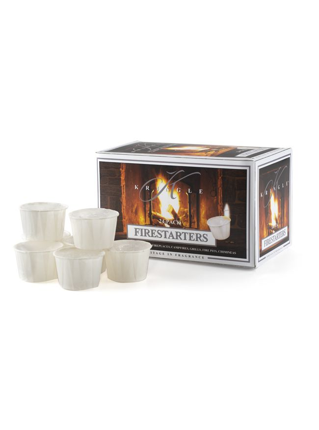 Firestarters 24-pack - Kringle Candle Store