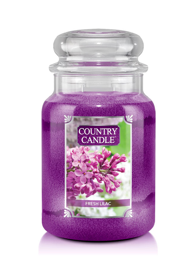 Fresh Lilac Country