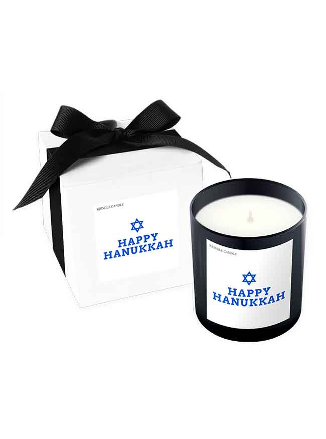 Happy Hanukkah Star