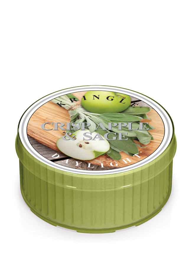Crisp Apple & Sage NEW! - Kringle Candle Store