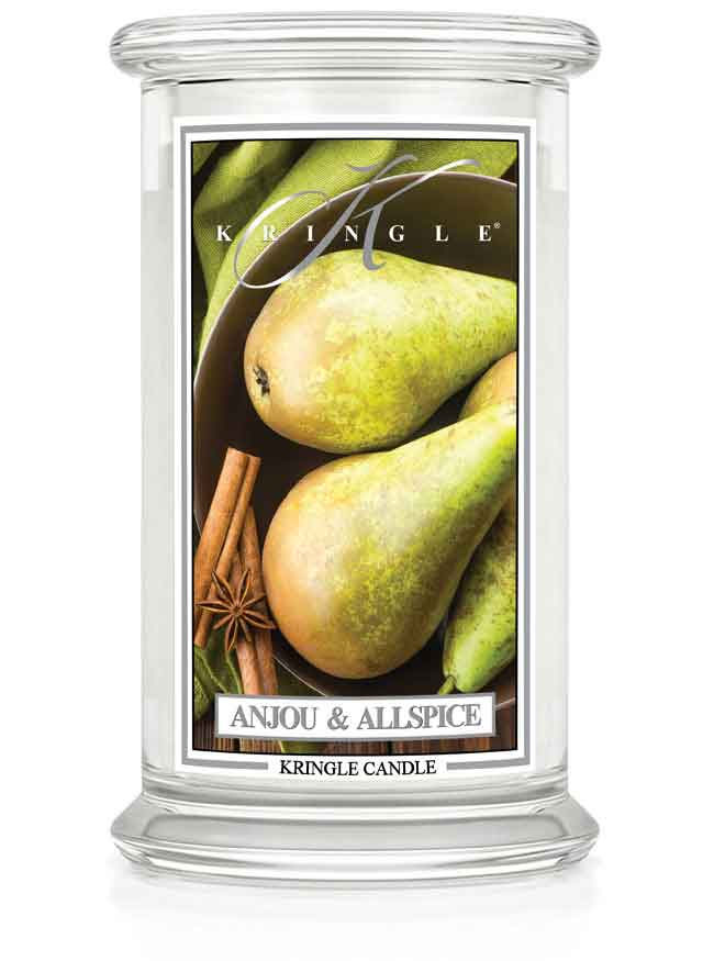 Anjou & Allspice Kringle New! - Kringle Candle Store