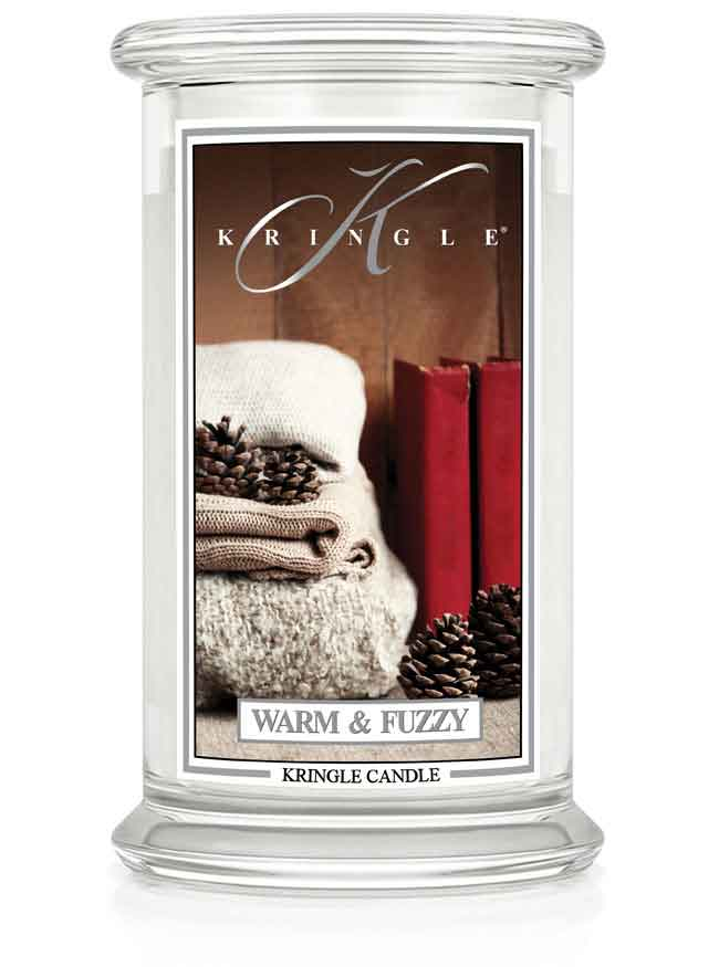 Warm & Fuzzy Kringle - Kringle Candle Store