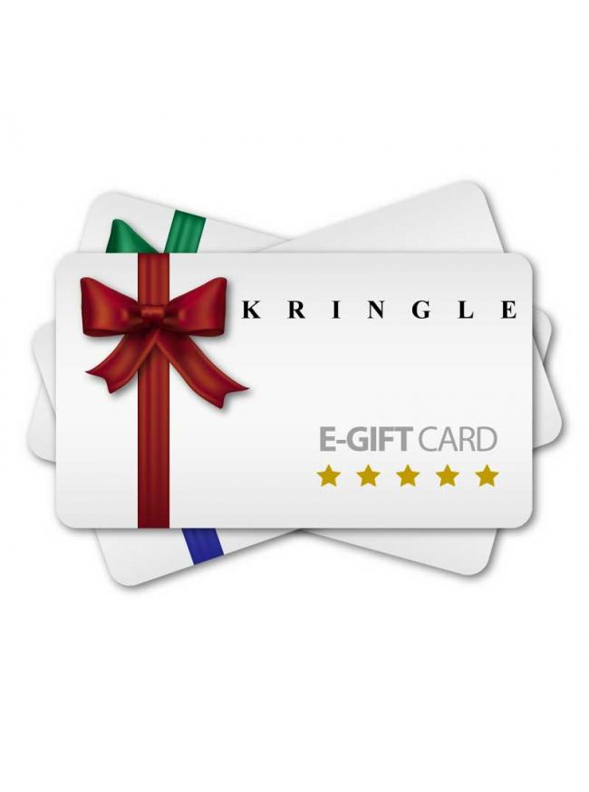 Kringle Candle E-Gift Card (Electronic) - Kringle Candle Store