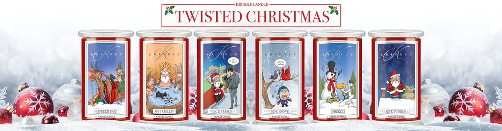 Collection of Twisted Christmas | 6 for $99