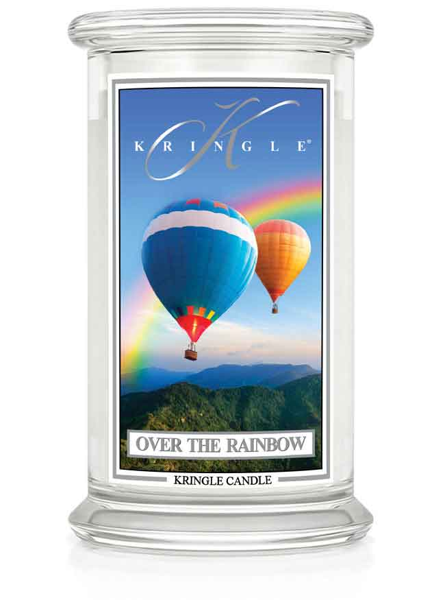 Over the Rainbow - Kringle Candle Store