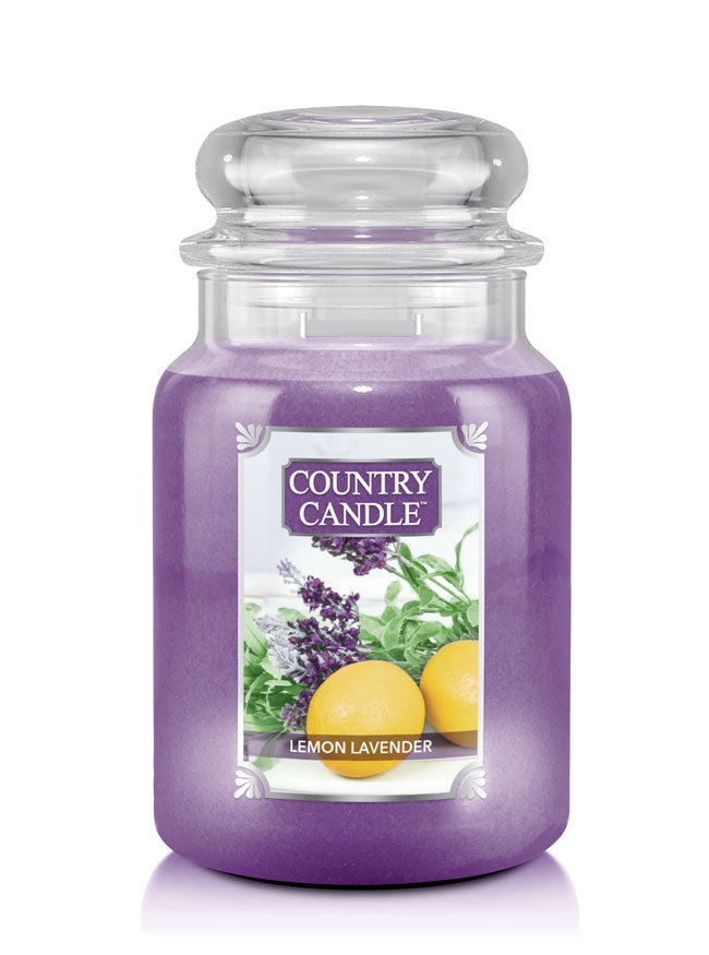 Lemon Lavender Country | 3 for $60 with Blackberry Buttercream & Spa Day