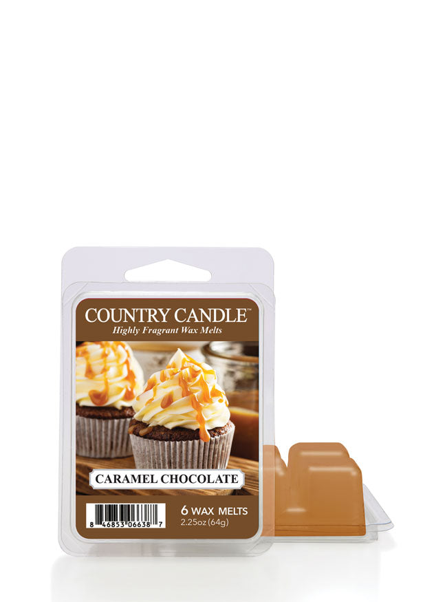 Caramel Chocolate Wax Melt New!