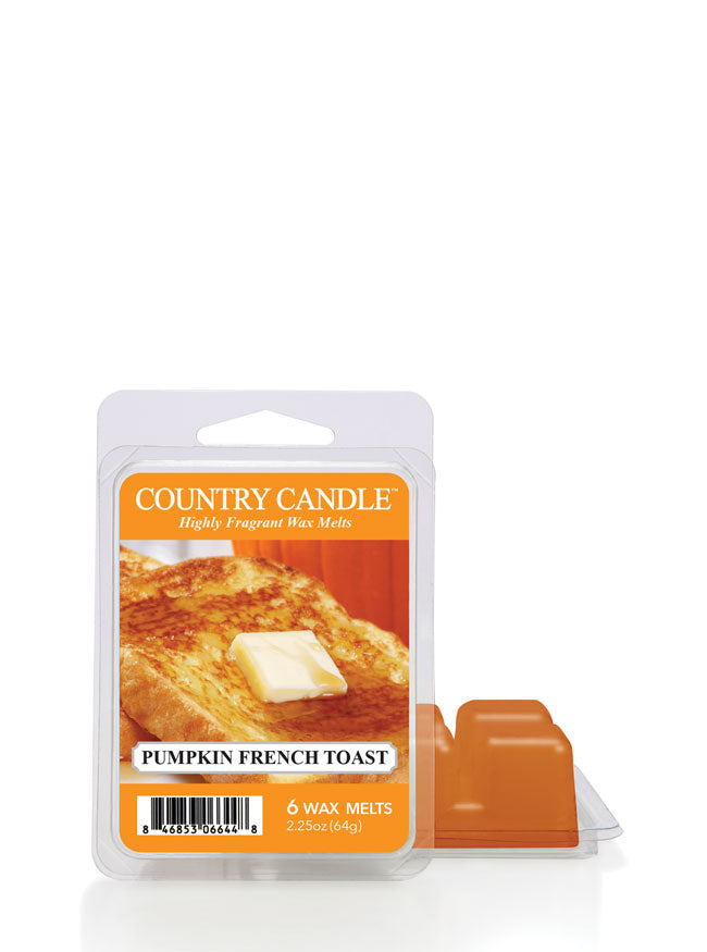 Pumpkin French Toast Wax Melt New!