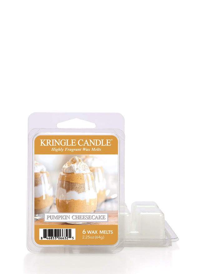 Pumpkin Cheesecake Wax Melt New!