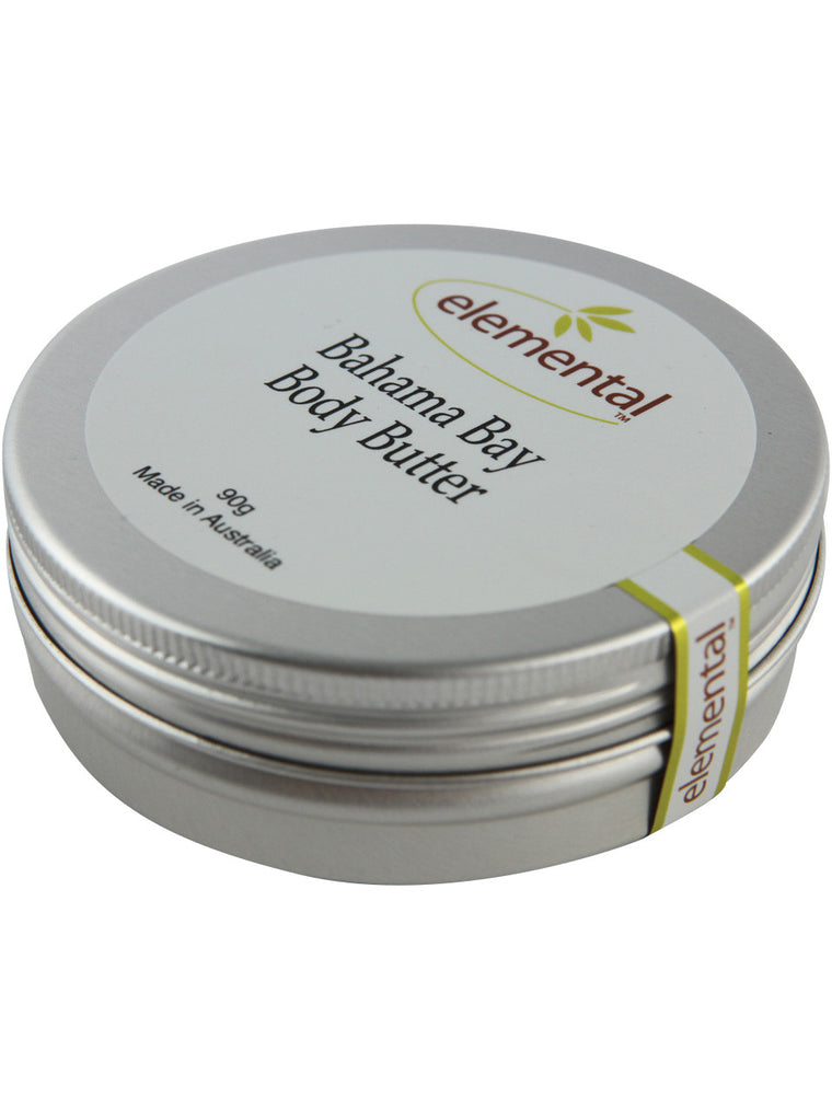Bahama Bay Body Butter by Elemental Organic Skin Care
