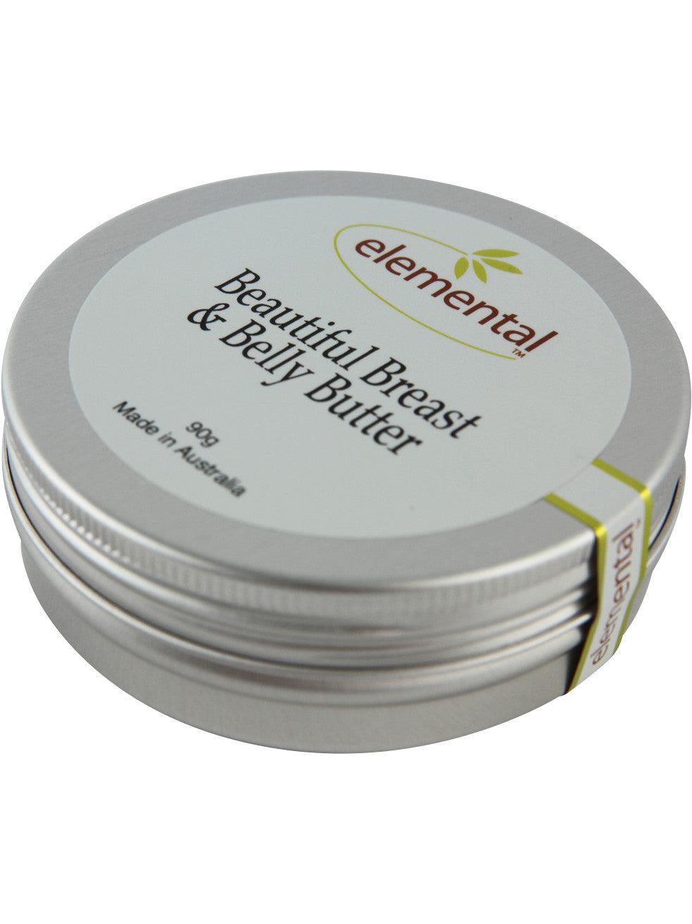 Beautiful Breast and Belly Body Butter by Elemental Organic Skin Care