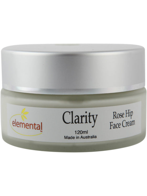 Clarity Face Cream by Elemental Organic Skin Care