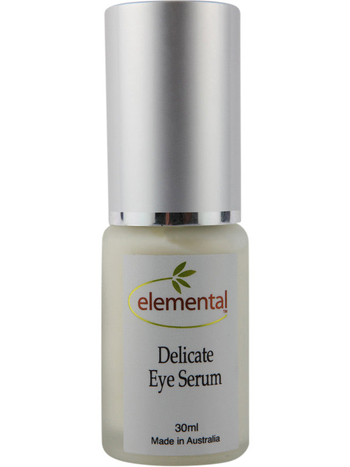 Delicate Eye Cream by Elemental Organic Skin Care