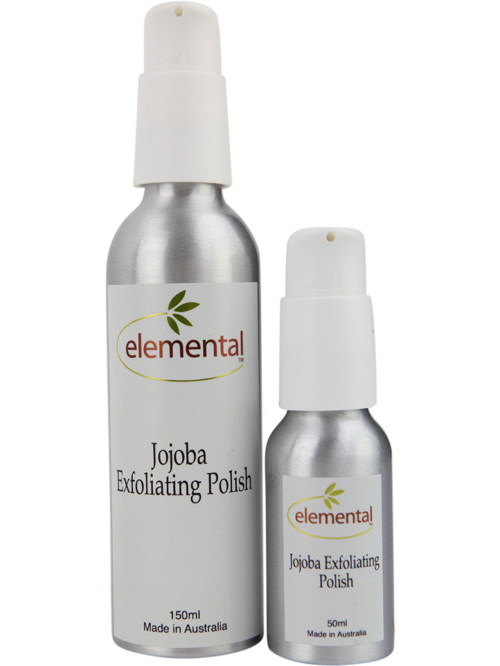 Jojoba Exfoliating Polish by Elemental Organic Skin Care