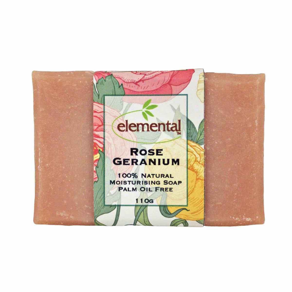 Rose Geranium (Bar Labeled)