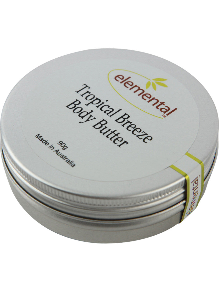 Tropical Breeze Body Butter by Elemental Organic Skin Care