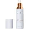 ZIIP Beauty Golden Conductive Gel 80ml Uncapped