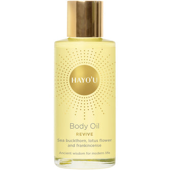 Image: Hayo'u Body Oil 100ml