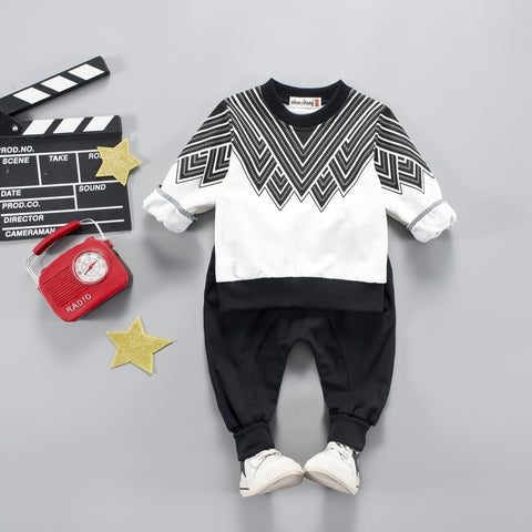 Boy/Girl Casual Tracksuit