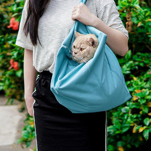 Cat Carry Pouch