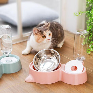 2 in1 Pet Feeder.