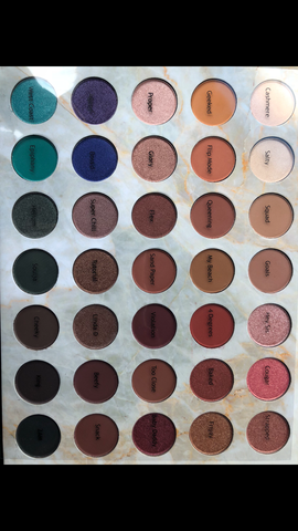 Induction Eyeshadow Palette