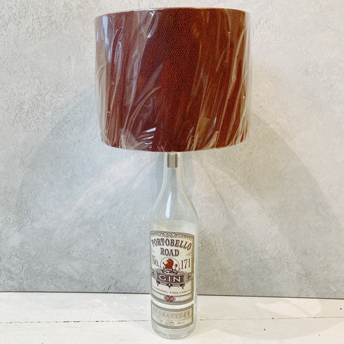 Portobello Road Gin Lamp