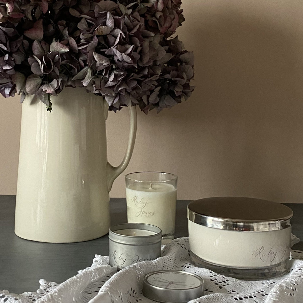 Hand Tied Bouquet Scented Candles