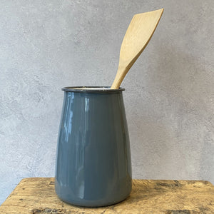 Enamel Utensil Pot