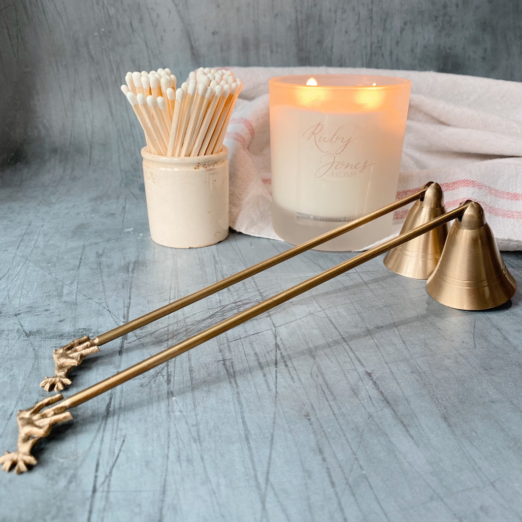 Stag Candle Snuffer