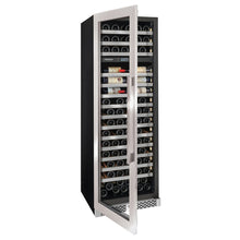 Load image into Gallery viewer, Vinotheque Café 150 Bottle Dual Zone MAX Stainless Wine Cooler