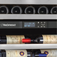 Load image into Gallery viewer, Vinotheque Café 150 Bottle Dual Zone MAX Wine Cooler