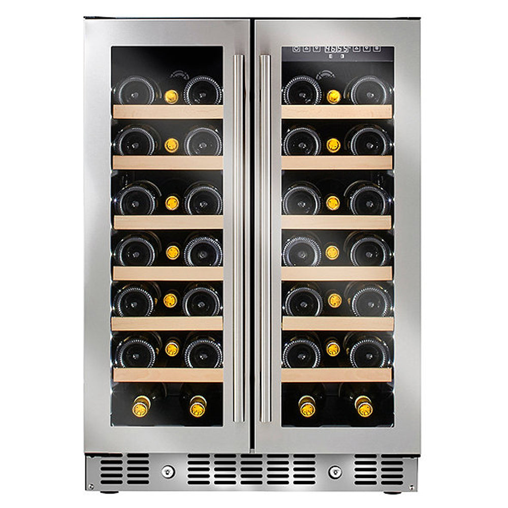 "N'FINITY PRO HDX 24"" French Door Wine Cooler"